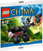 lego legends chima razcal's double crosser