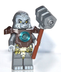 lego legends chima gorilla tribe grumlo