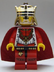 lego kingdoms lion king castle minifigure