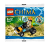 lego chima leonidas jungle dragster polybag