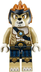 lego legends chima leonidas mini figure