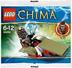 lego legends chima crugs swamp bagged