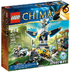 lego legends chima eagles' castle golden