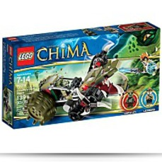 Chima 70001 Crawleys Claw Ripper