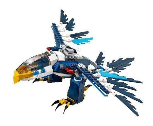 Chima Eris Eagles Interceptor With Instructions Chima Lego