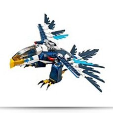 Buy Chima Eris Eagles Interceptor With Instructions