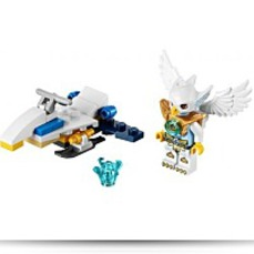 Chima Ewars Acro Fighter Legends 30250