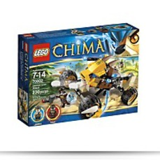 Buy Chima Lennox Lion Attack 70002
