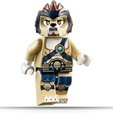 Buy Chima Lennox Minifigure