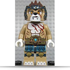 Chima Longtooth Minifigure