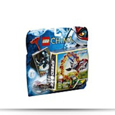 Chima Ring Of Fire 70100