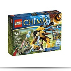 Chima Ultimate Speedor Tournament 70115