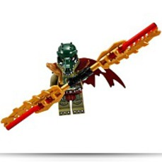 Specials Legends Of Chima Cragger Mini Figure