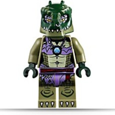 Legends Of Chima Crooler Mini Figure