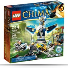 Buy Legends Of Chima Eagles Castle 70011