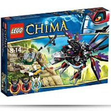 Specials Legends Of Chima Razars Chi Raider 70012
