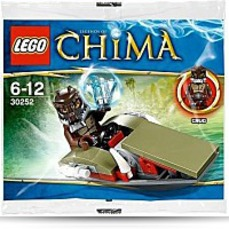 Buy Legends Of Chima Set 30252 Crugs Swamp