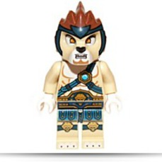 Specials New Legends Of Chima Lennox 2 Minifigure