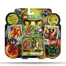 Ninjago Weapon Pack 9591