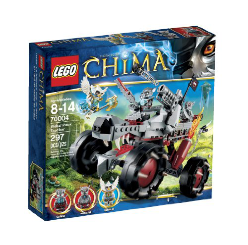 Chima Wakz Pack Tracker 70004