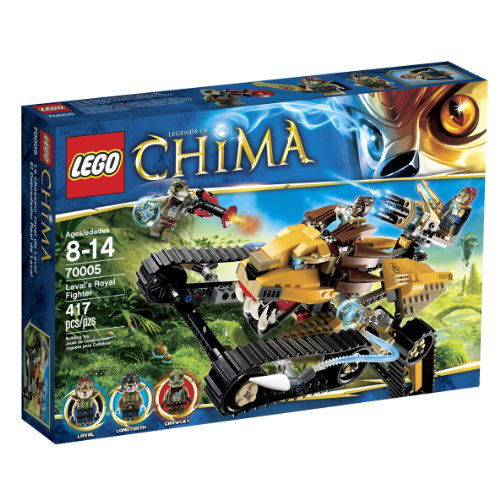 Chima Laval Royal Fighter 70005