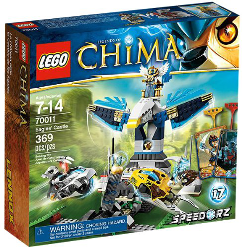 Legends Of Chima Eagles Castle 70011