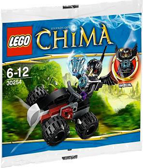 Legends Of Chima Razcals Double Crosser